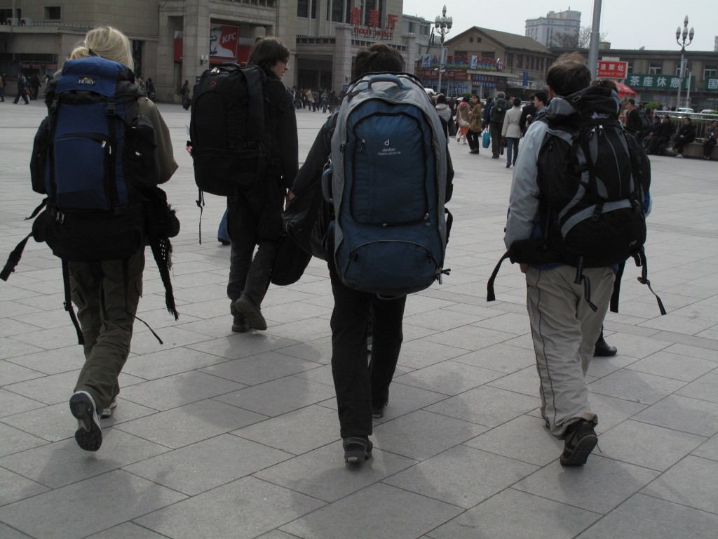 Backpackers ?